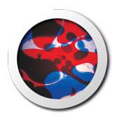 Масляный картридж «Синий/Красный»
