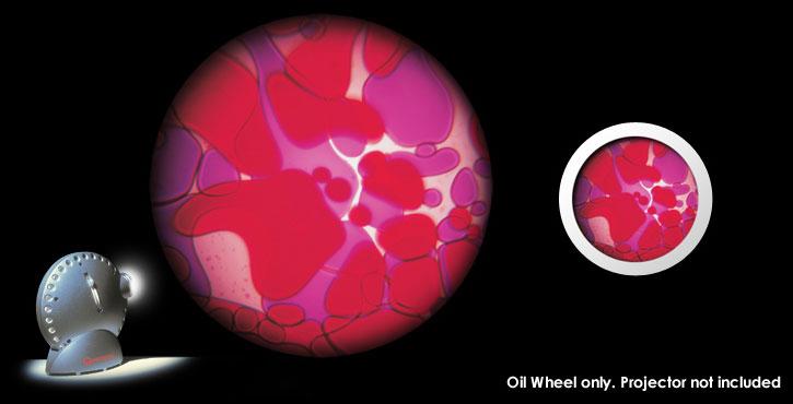 Масляный картридж «Фиолетовый/Красный»