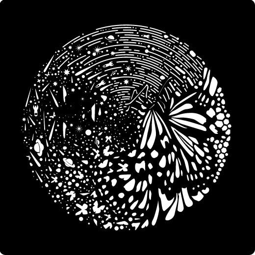 Графический картридж «Микрокосмос»