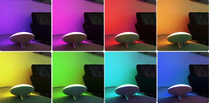 Интерьерный светильник «Желе диск-2»